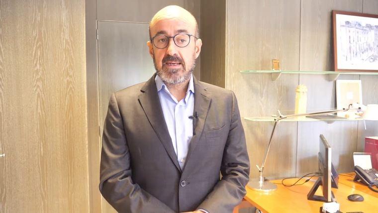 José Augusto García, Presidente SEGG invita al #VIICongresoInternacionaldeDependenciayCalidaddeVida