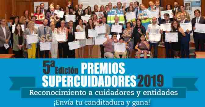 Los Premios Supercuidadores se abren a los medios de comunicación