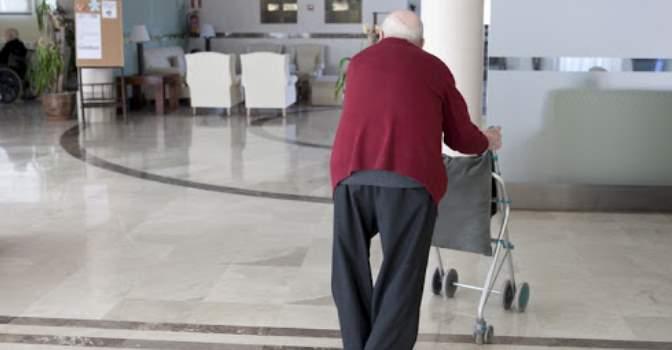 """""""Las residencias de mayores no somos hospitales"""""""