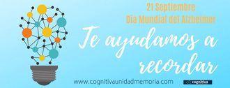 Día Mundial del Alzheimer 2019. Mirada sobre el Alzheimer.