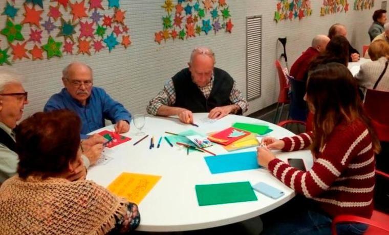 L'Onada Serveis impulsa las actividades navideñas como concursos de manualidades