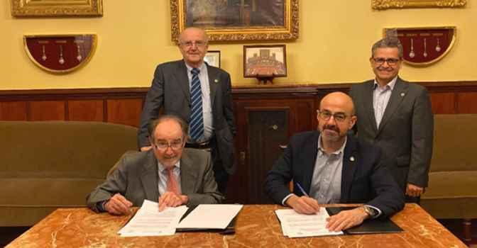 La SEGG y la RANM firman un acuerdo de colaboración.