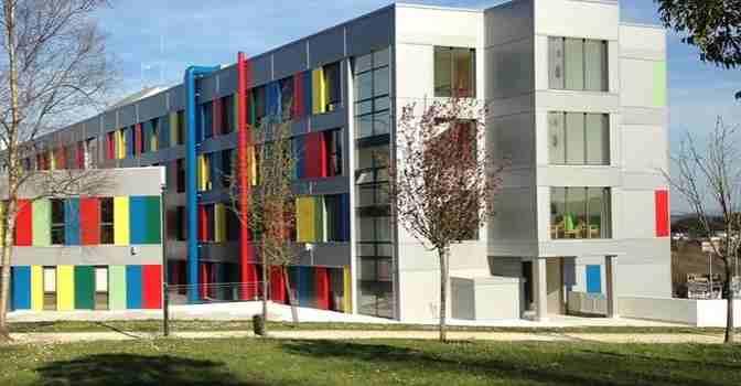 Adriano Care destinará 45 millones a seis centros de mayores en 2021. En la imagen, una de las residencias de mayores, en Lugo.