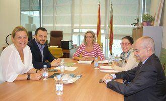 AERTE transmite a la Generalitat su rechazo a la reversión en una reunión con la secretaria autonómica de Servicios Sociales