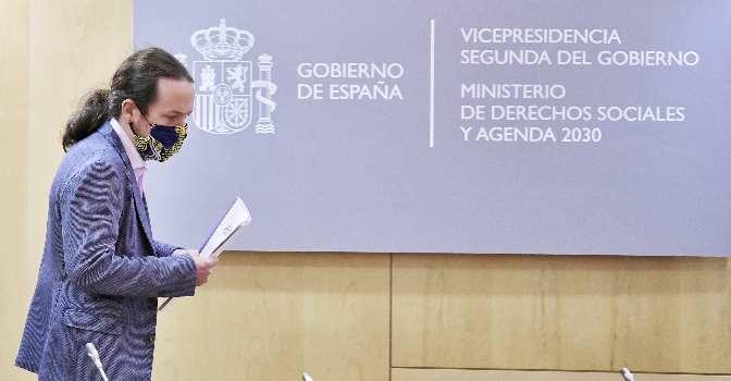Aeste aprueba el plan del Gobierno para reforzar el Sistema de Atención a la Dependencia en España.