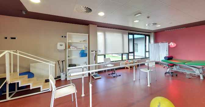 Crean programa de rehabilitación física para personas mayores afectadas por coronavirus