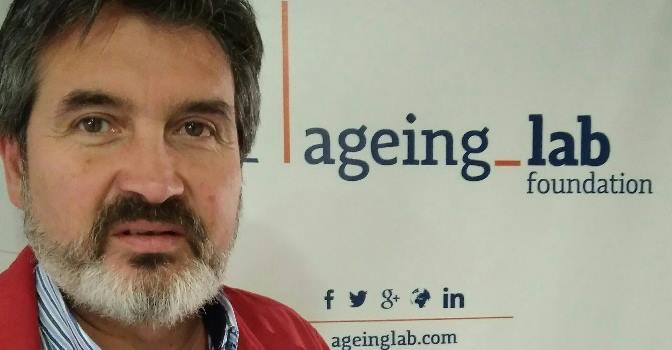 Alfonso Cruz, presidente de la Fundación Ageing Lab.