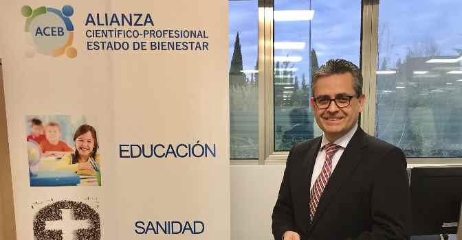 """Alfredo Bohórquez: """"La sociedad civil se tiene que sentir corresponsable de las políticas públicas"""""""