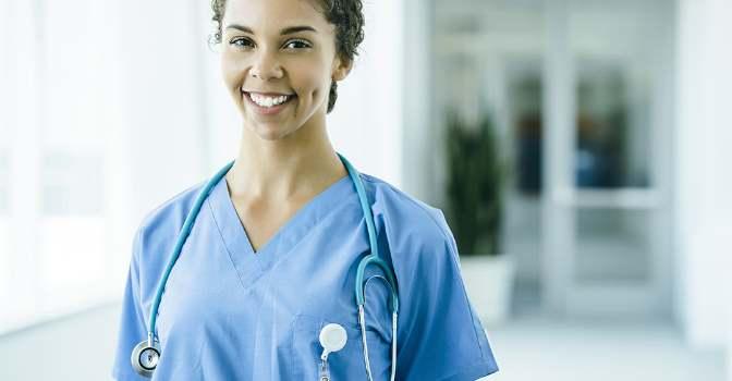 Amade, con los profesionales de enfermería