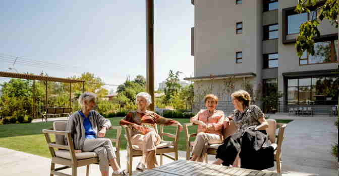 DomusVi ha comprado el 100% de Ambar Residence, compañía chilena con dos residencias de mayores en Santiago de Chile.