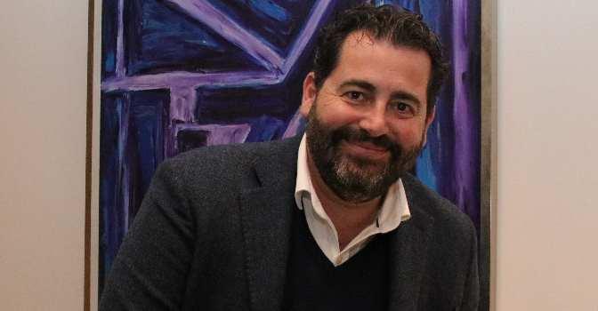 Andrés Rodríguez, socio director de Macrosad.