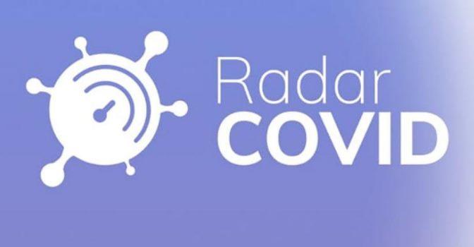 Indra, encargada del mantenimiento de la app Radar Covid.