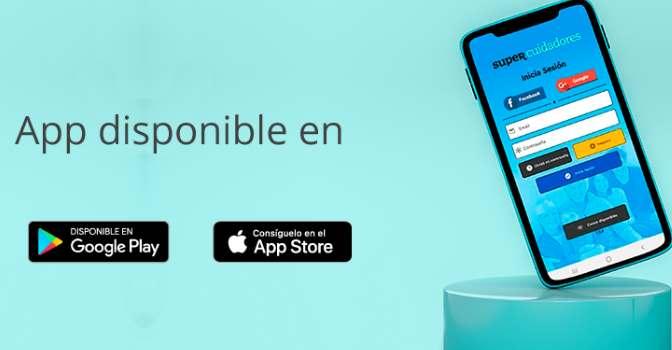 SUPERCUIDADORES lanza una app de formación para cuidadores