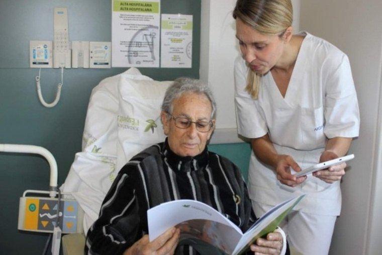 Arcasa implanta comida a la carta en hospital de Barcelona