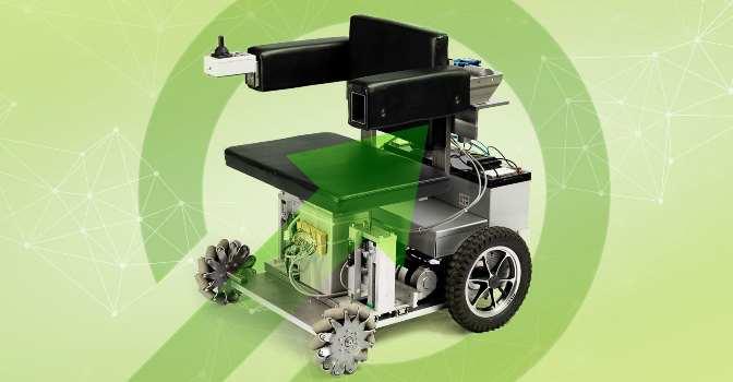 Avanchair, la innovadora silla de ruedas con diferentes tipos de movimiento.