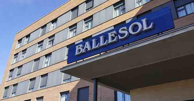 Ballesol y Secot firman un acuerdo de colaboración