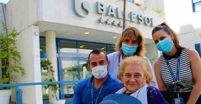 Ballesol y Qida proporcionarán a los mayores cuidados ajustados a sus necesidades
