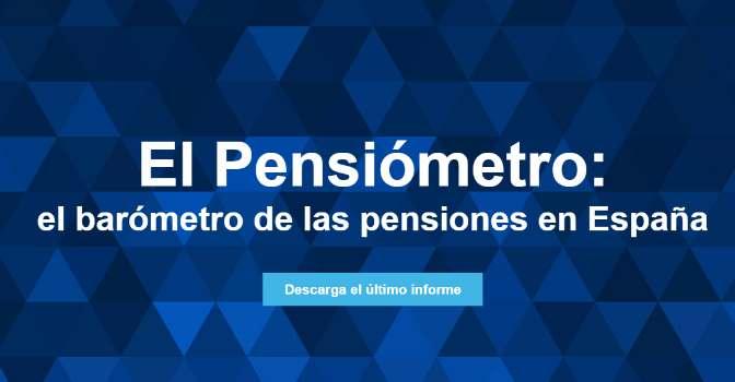 Instituto Santalucía crea un barómetro para analizar las pensiones en España