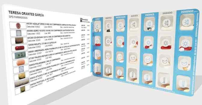 Así es el nuevo producto de Farmadosis que garantiza la adherencia al tratamiento