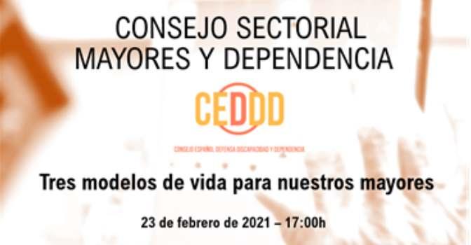 El CEDDD celebra una jornada sobre formatos de vida para personas mayores