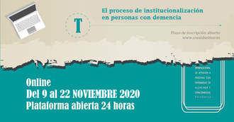 El proceso de institucionalización en personas con demencia