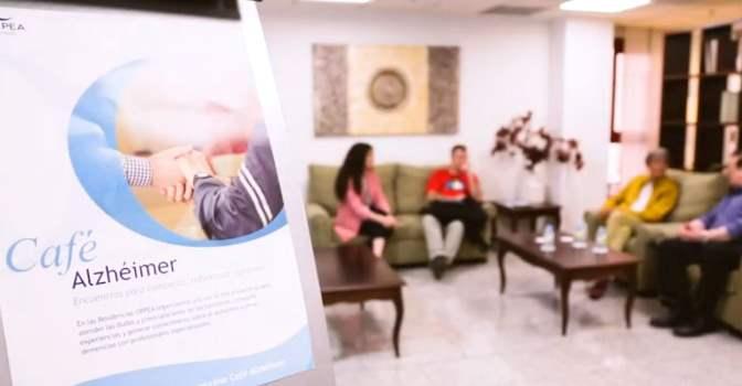 Café Alzhéimer es la iniciativa de Orpea para ayudar a familiares de personas con Alzhéimer y otras enfermedades neurodegenerativas.