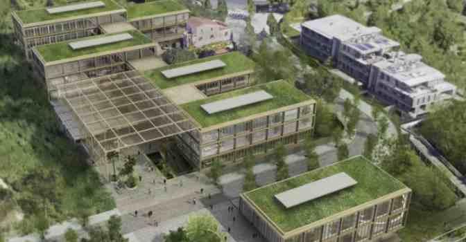 Así será CaixaResearch Institute, el nuevo centro de investigación de Barcelona