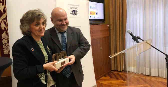 María Luisa Carcedo recibe el Premio CERMI 2019