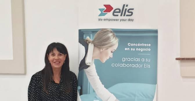 Carmen Recio es Jefa de Ventas HORE en Elis España.