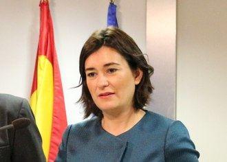 Carmen Montón, ministra de Bienestar Social en un Ejecutivo formado en su mayoría por mujeres