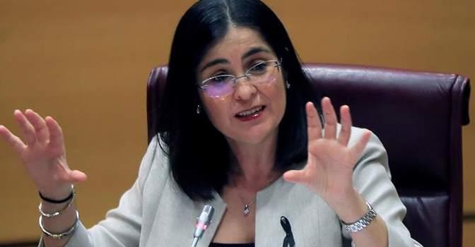 Reforzar el Sistema Nacional de Salud será prioridad del Gobierno de Sánchez tras la pandemia, según ha explicado la ministra Carolina Darias.