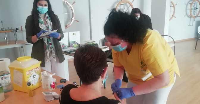 Casaverde Villamanta revisa la salud de personas mayores de forma gratuita.