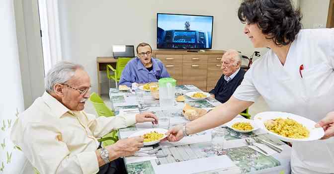 Centenari Salud gestionará una residencia de mayores de Albacete.