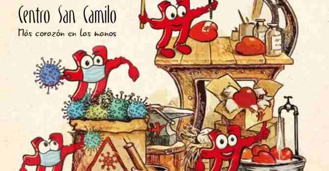 Centro San Camilo publica su Memoria 2020.