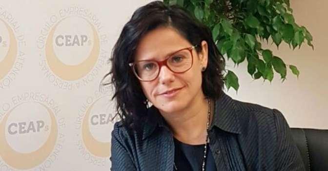 Cinta Pascual es presidenta de CEAPs.