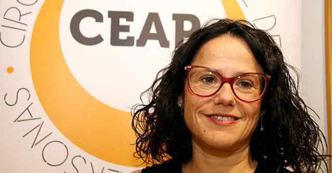 CEAPs propone retomar las negociaciones del VIII Convenio Colectivo de la Dependencia. En la imagen, su presidenta, Cinta Pascual.