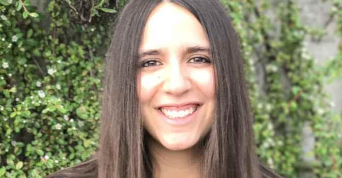 """Claudia Gómez Estefan: """"Vamos a vivir más y a necesitar más gente joven para cuidar a los mayores"""""""