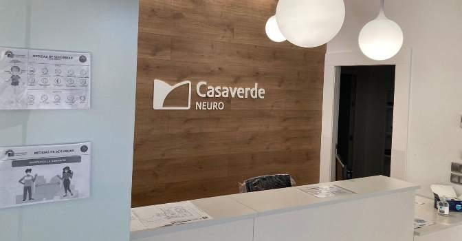 Casaverde abre una nueva clínica de rehabilitación en Cáceres