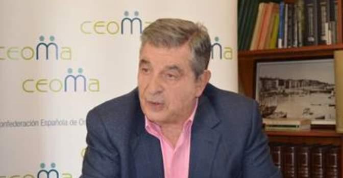 El presidente de CEOMA, Juan Manuel Martínez, ha aconsejado combatir la soledad no deseada en personas mayores con la ayuda de la teleasistencia.