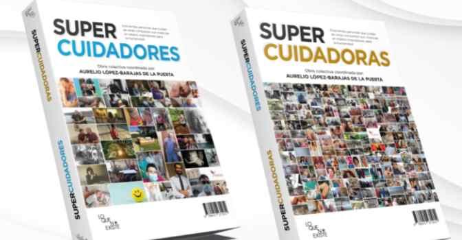 Ya está a la venta el libro de SUPERCUIDADORES