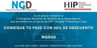 Publicado programa II Congreso Nacional de Gestión de la Dependencia del 18 al 20 de febrero