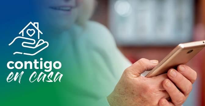 ASISPA crea Contigo en Casa, un programa de actividades para el confinamiento