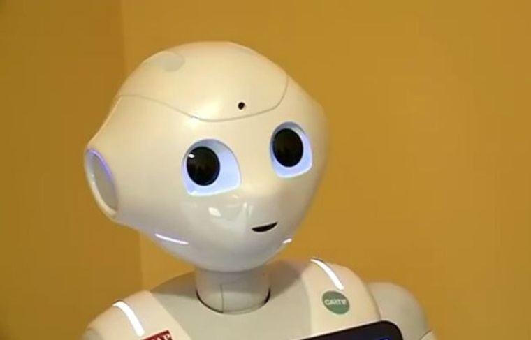 El Congreso de Gestión de la Dependencia contará con el robot de ayuda a mayores 'Copito' y sus creadores