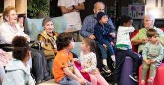 """La residencia Amavir en Alcorcón y el programa """"Cosas de la edad"""""""