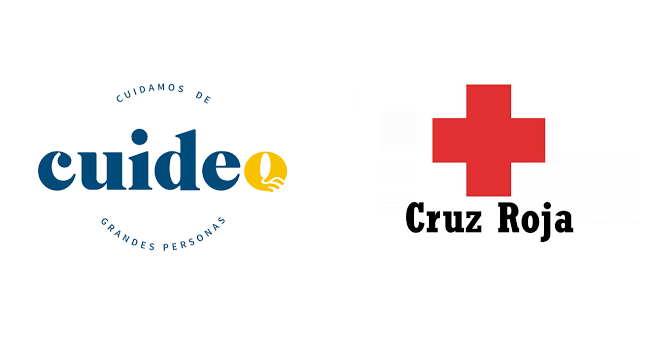Cuideo ofrecerá el servicio de teleasistencia de Cruz Roja, que podrá estar atendido por profesionales dados de alta en la plataforma de la start-up española.