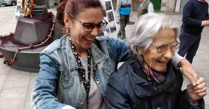 Curso online sobre Atención Centrada en la Persona con Teresa Martínez
