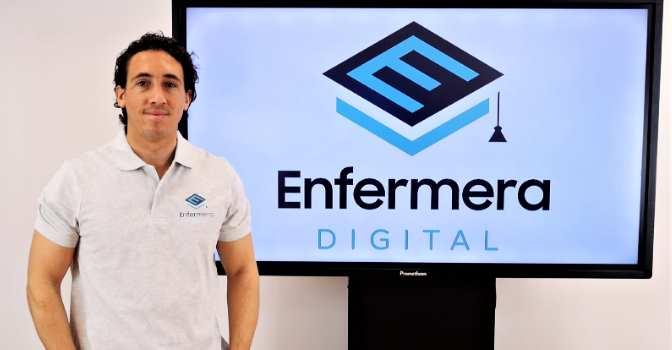 Daniel Valenzuela es director Académico de Enfermera Digital.