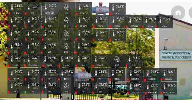 Delta Dore crea un sistema de control de climatización para centros residenciales