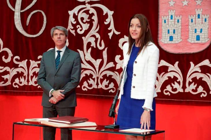 María Dolores Moreno, nueva consejera de Políticas Sociales y Familia de la Comunidad de Madrid