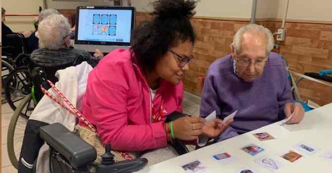 DomusVi fomenta inclusión social de personas con discapacidad intelectual